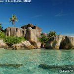 Anse Source DArgent © Gerard Larose STB