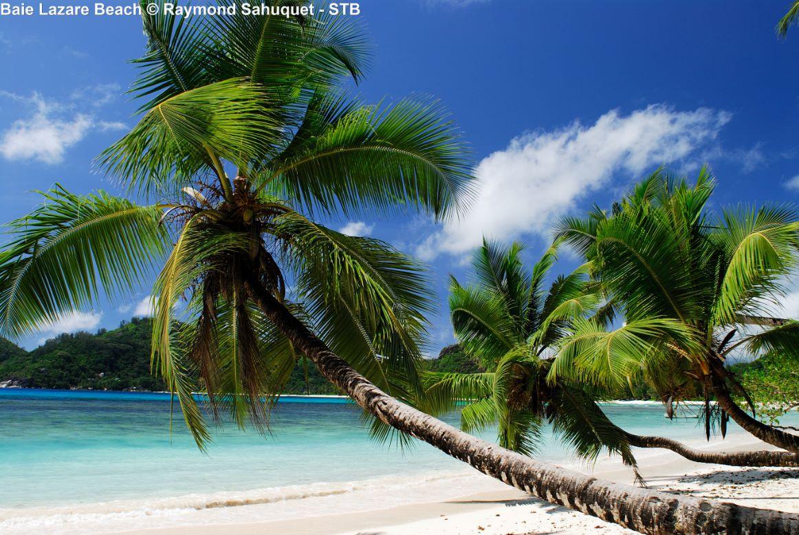 Baie Lazare Beach © Raymond Sahuquet STB