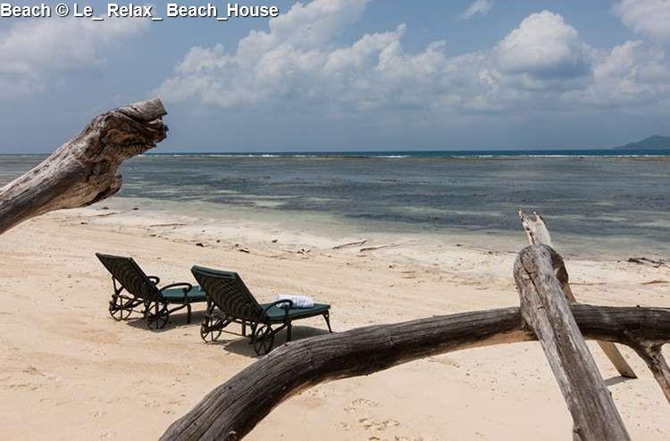 Beach © Le Relax Beach House