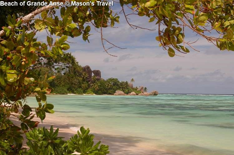Beach Of Grande Anse © Mason's Travel