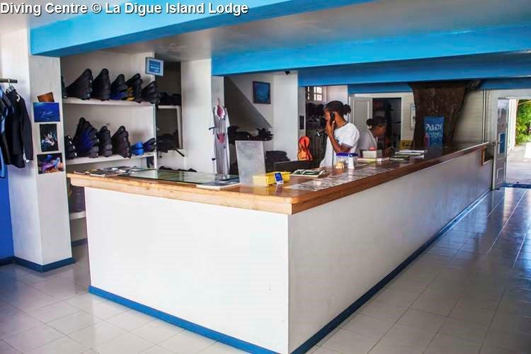 Diving Centre © La Digue Island Lodge