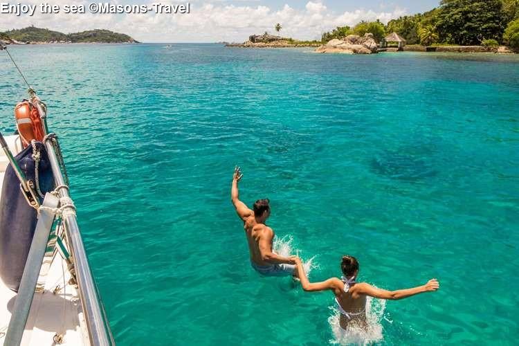Enjoy The Sea ©Masons Travel
