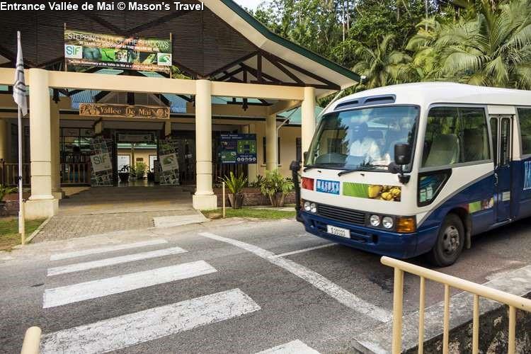 Entrance Vallée De Mai © Masons Travel2 (1)