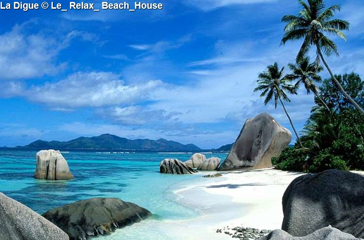 La Digue © Le Relax Beach House