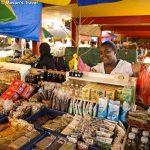 Market In Victoria Seychelles