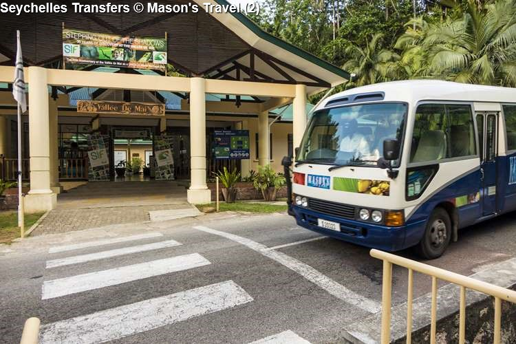 Seychelles Transfers © Mason's Travel (2)
