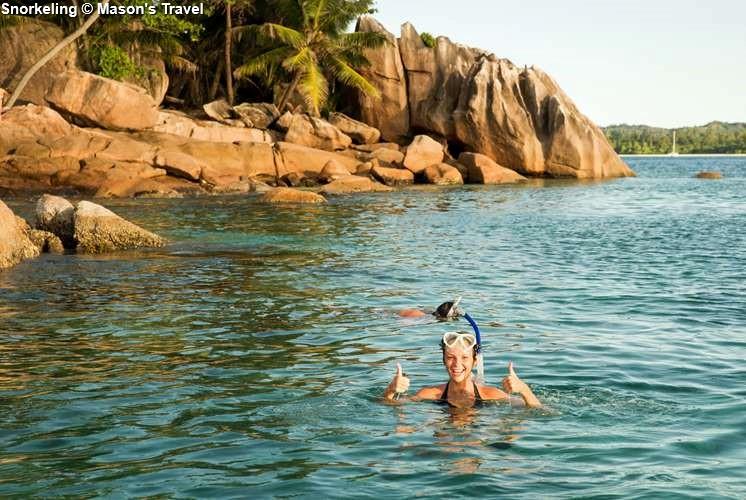 Snorkeling © Masons Travel1
