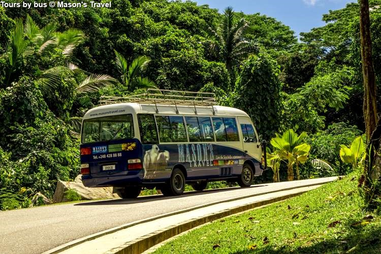 Tours by bus