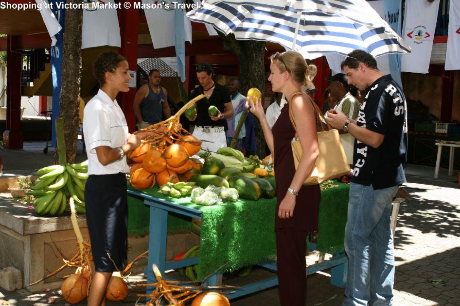 Victoria Tour Market