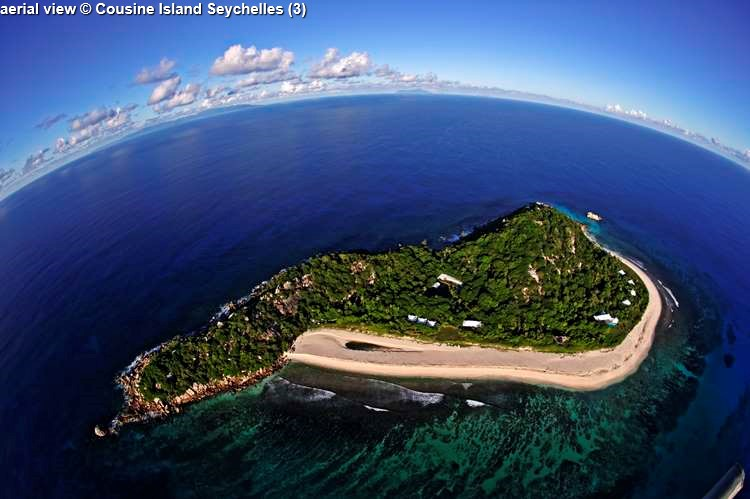 Aerial View © Cousine Island Seychelles (3)