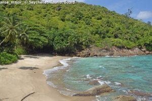 Anse Major © Seychelles Tourist Board
