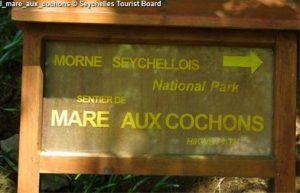 L Mare Aux Cochons © Seychelles Tourist Board