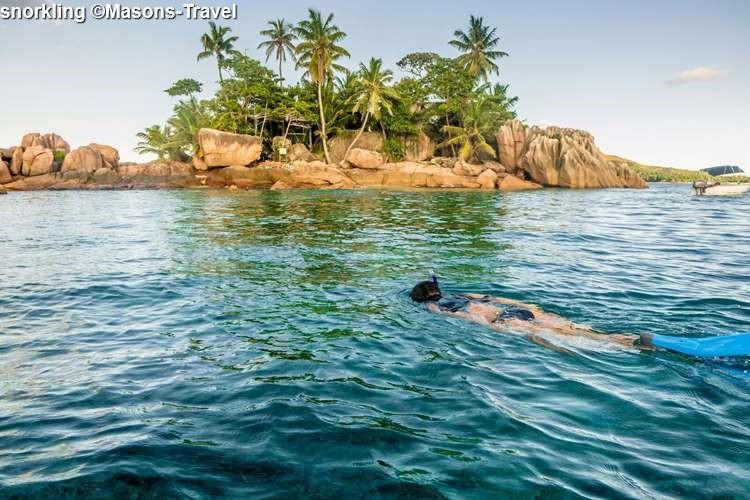 Snorkling ©Masons Travel