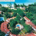 Aerial View © Berjaya Praslin Resort