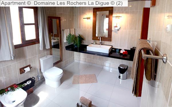 Apartment © Domaine Les Rochers La Digue © (2)