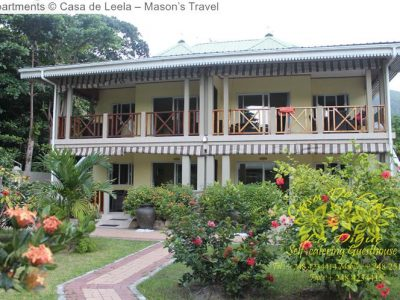 Apartments Casa de Leela – Mason's Travel