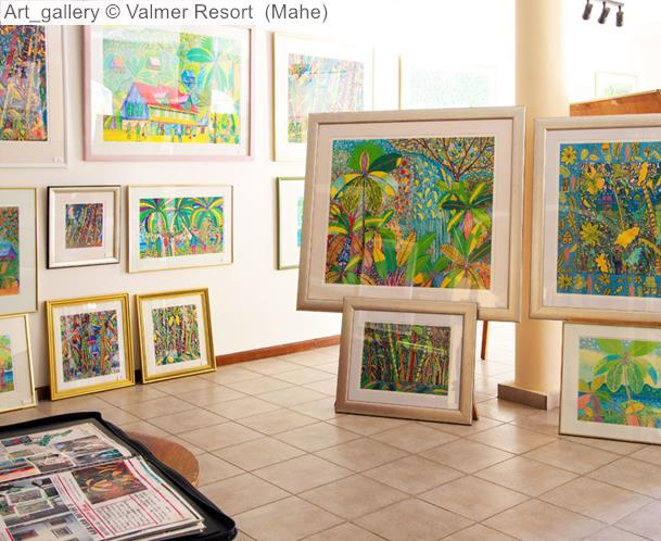 Art Gallery © Valmer Resort (Mahe)
