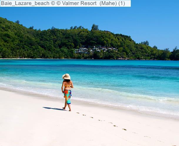 Baie Lazare Beach © © Valmer Resort (Mahé)