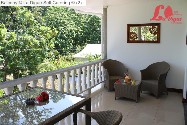 Balcony © La Digue Self Catering © (2)