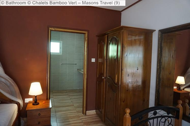 Bathroom Chalets Bamboo Vert –