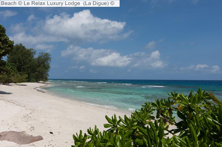 Beach Le Relax Luxury Lodge La Digue