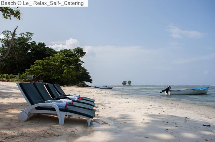 Beach Le Relax Self Catering