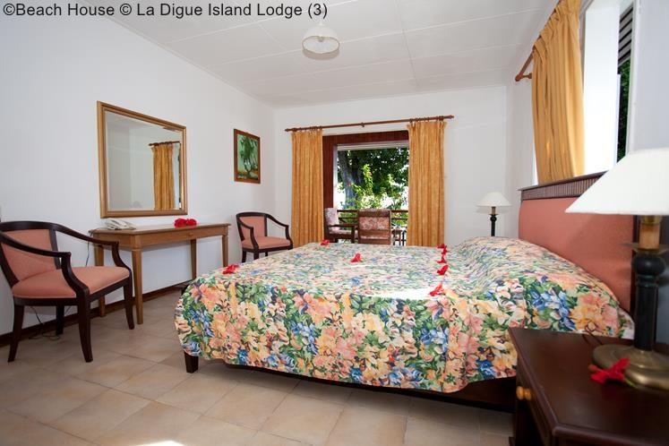 Beachhouse Room © La Digue Island Lodge