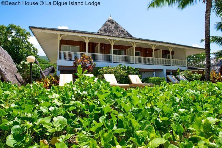 Beach House © La Digue Island Lodge