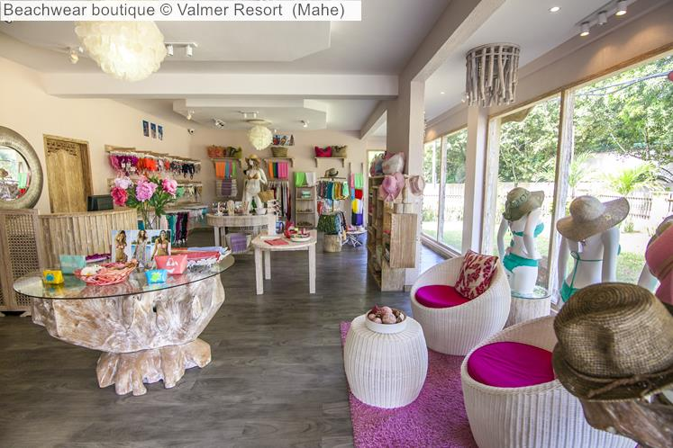 Beachwear Boutique © Valmer Resort (Mahe)