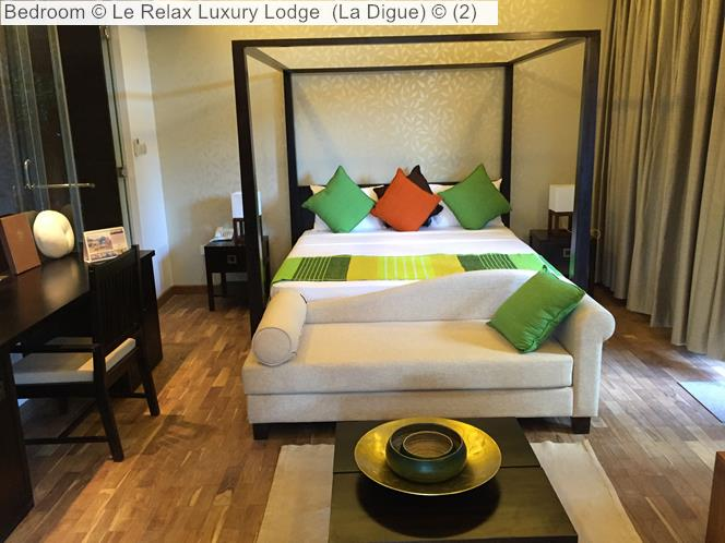 Bedroom Le Relax Luxury Lodge La Digue