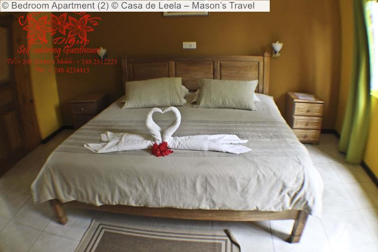 Bedroom Apartment Casa de Leela – Mason's Travel