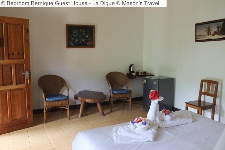 Bedroom Bernique Guest House © Mason's Travel