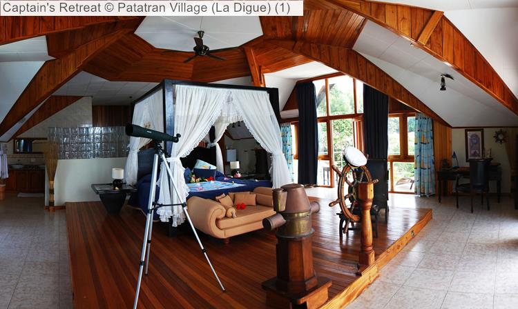 Captain's Retreat Patatran Village (La Digue, Seychelles)