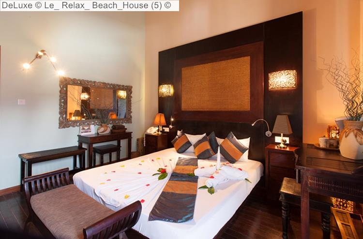 DeLuxe Le Relax Beach House