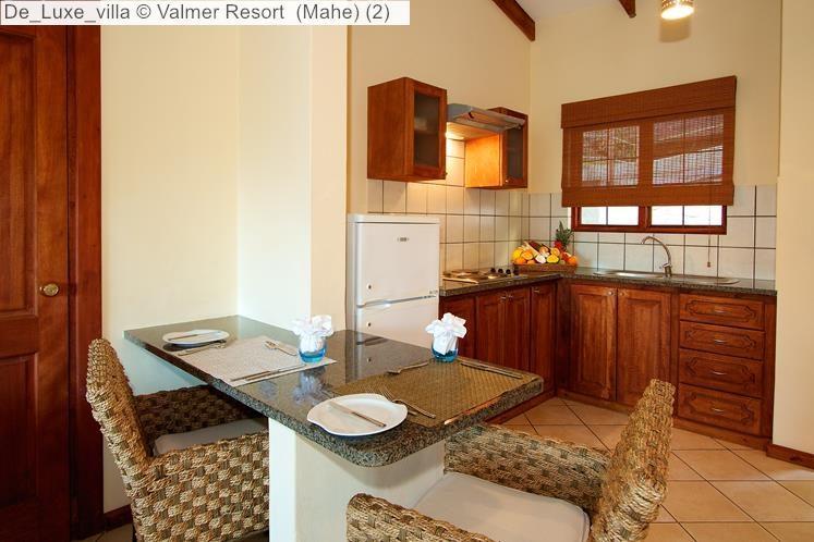 De Luxe villa Valmer Resort Mahe