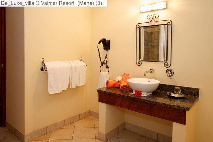 De Luxe Villa © Valmer Resort (Mahé)