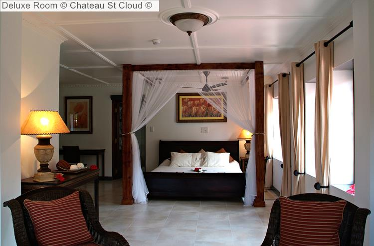 Deluxe Room © Chateau St Cloud ©