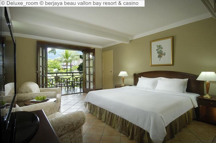 Deluxe Room © Berjaya Beau Vallon Bay Resort & Casino