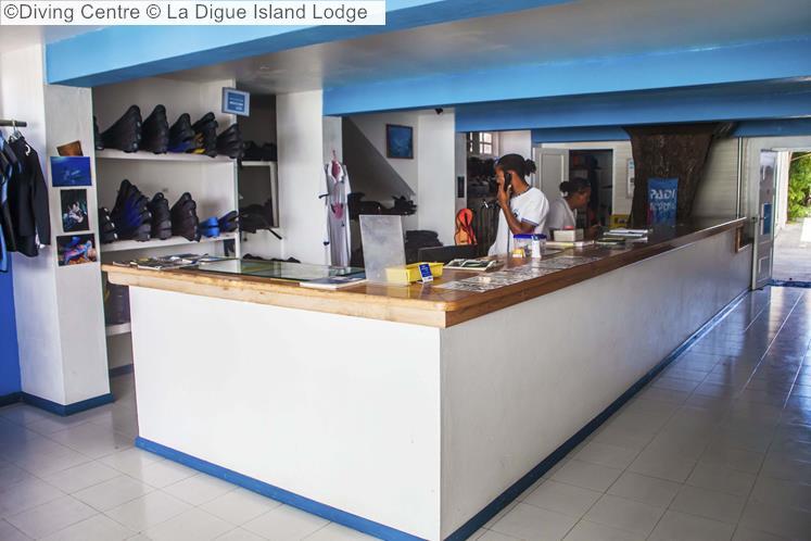 Diving Centre © La Digue Island Lodge