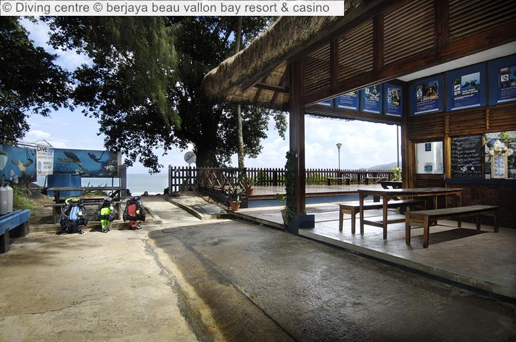 Diving Centre © Berjaya Beau Vallon Bay Resort & Casino