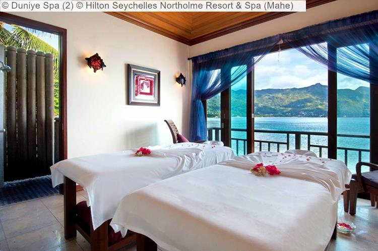 Duniye Spa (2) © Hilton Seychelles Northolme Resort & Spa (Mahe)