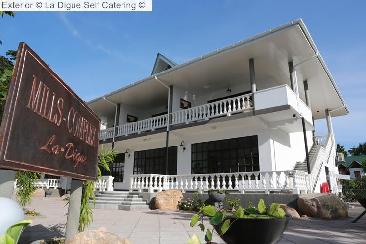La Digue self-catering