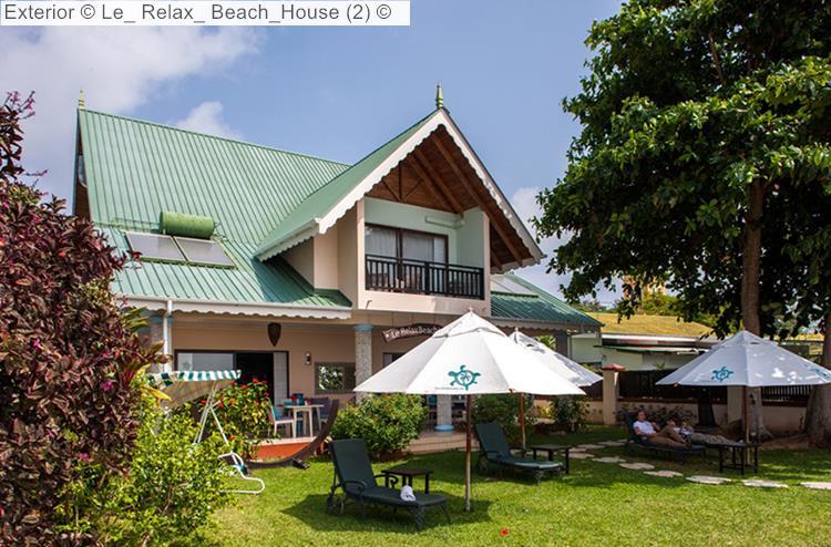 Exterior Le Relax Beach House