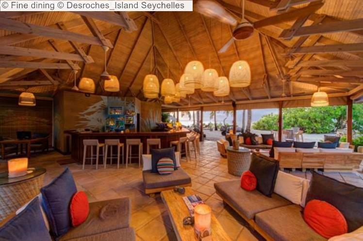Fine Dining © Desroches Island Seychelles