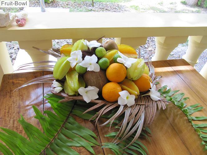 Fruit Bowl Gazebo © Domaine Les Rochers ©