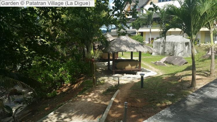Garden Patatran Village (La Digue, Seychelles)