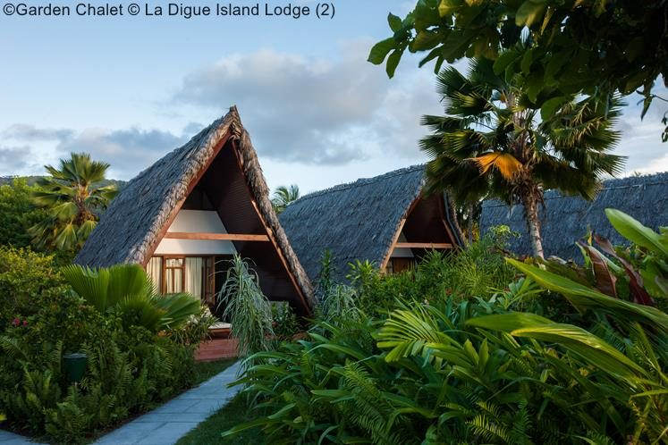 Garden Chalet © La Digue Island Lodge