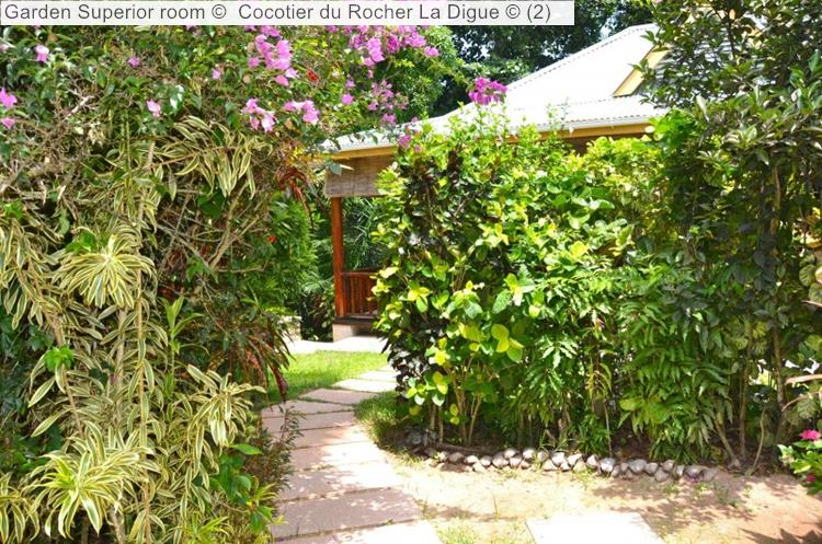 Garden Superior Room © Cocotier Du Rocher La Digue ©