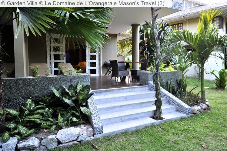 Garden Villa © Le Domaine De L'Orangeraie