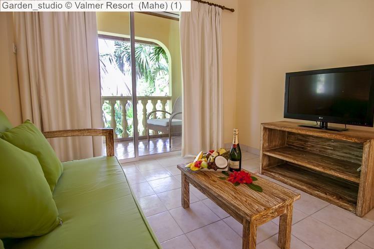 Garden studio Valmer Resort Mahe